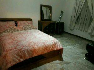 اتاق خواب ویلا جنگلی نوشهر