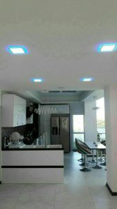 آشپزخانه ویلا استخردار لوکس در نوشهر