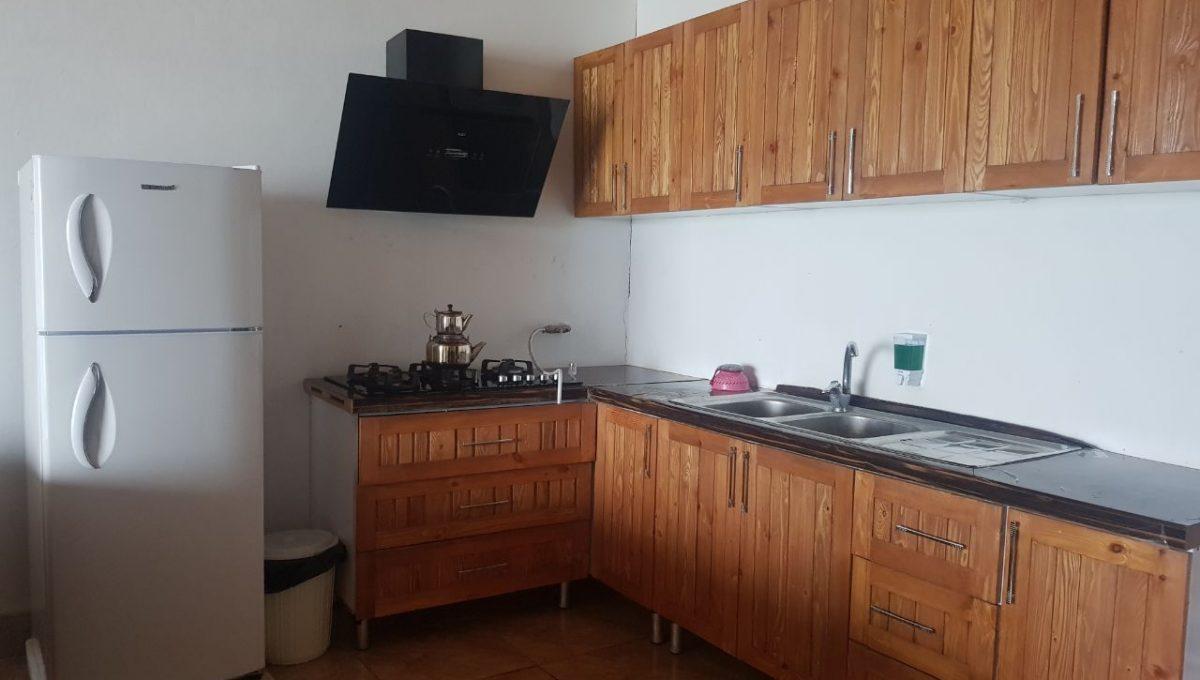 آشپزخانه ویلا استخردار 3خوابه نوشهر