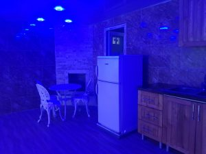 آشپزخانه ویلا استخردار ساحلی 3خوابه نوشهر