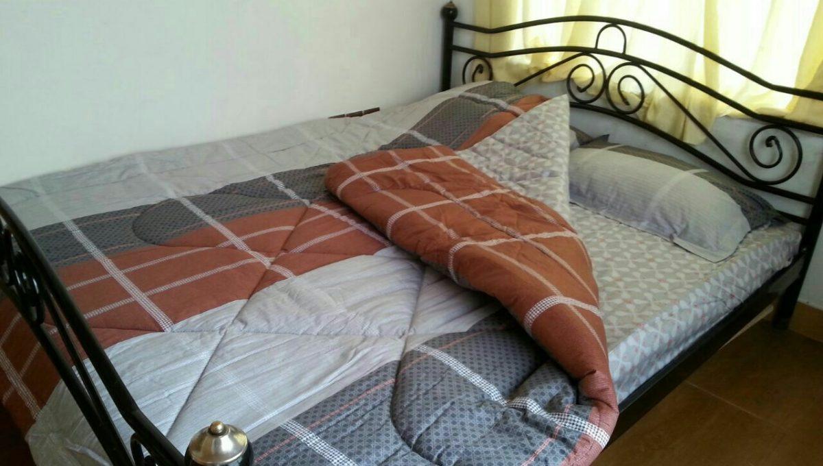 اتاق خواب ویلا جنگلی در نوشهر